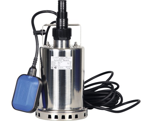Pompa submersibila, inox, 400 W, 7000 l/h, H 7,5 m