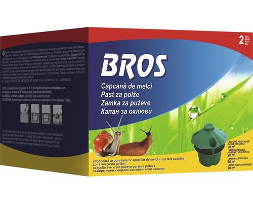 Capcana Bros pentru melci si limaxi