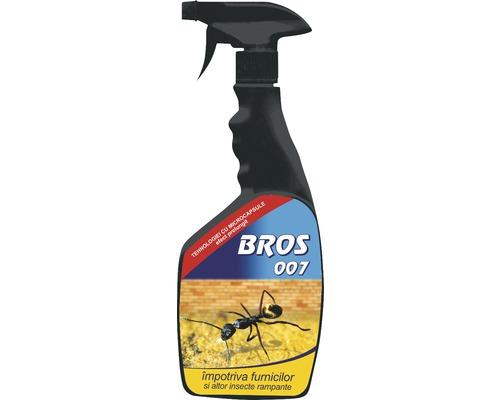 Spray Bros impotriva furnicilor si altor insecte rampante, 500 ml