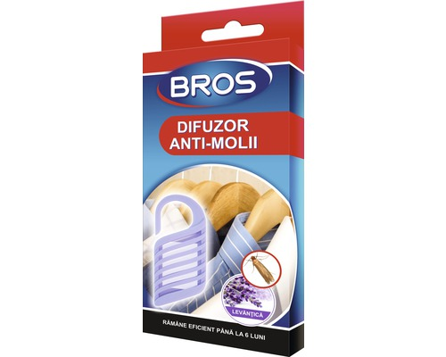 Difuzor Bros anti-molii, levantica