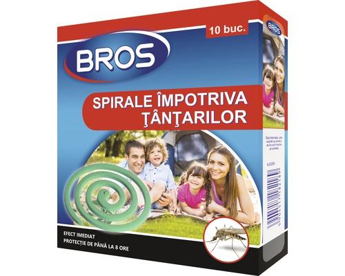Spirale Bros impotriva tantarilor, 10 buc.