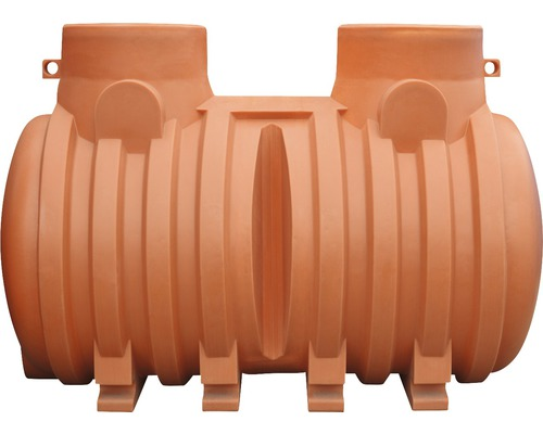 Rezervor de apa Valrom subteran orizontal cilindric 3500 litri