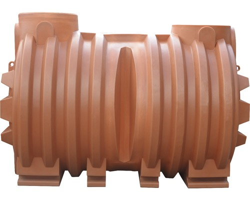 Rezervor de apa Valrom subteran vertical cilindric 5000 litri