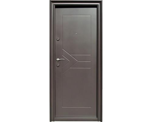 Usa de intrare metalica pentru exterior Callatis 205x88 cm dreapta