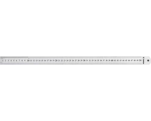 Rigla metalica gradata Topex 500mm