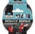 Banda adeziva Power Repair Bison gri 50 mm x 25 m