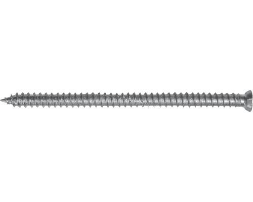 Suruburi montaj rame/tocuri Tox Window Pro 7,5x112 mm otel zincat, pentru tamplarie PVC, 100 bucati