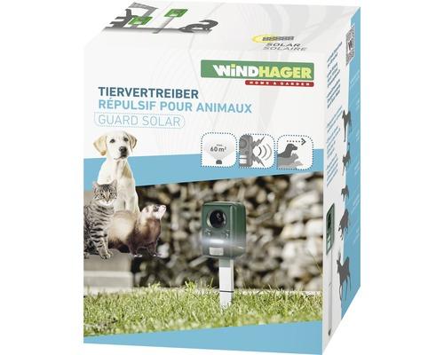 Aparat de apărare împotriva animalelor Windhager Solar Outdoor