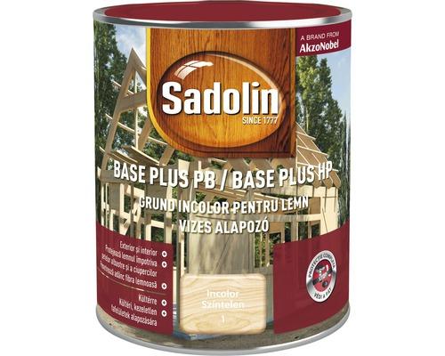 Grund incolor pentru lemn Sadolin Base Plus 0,75 l