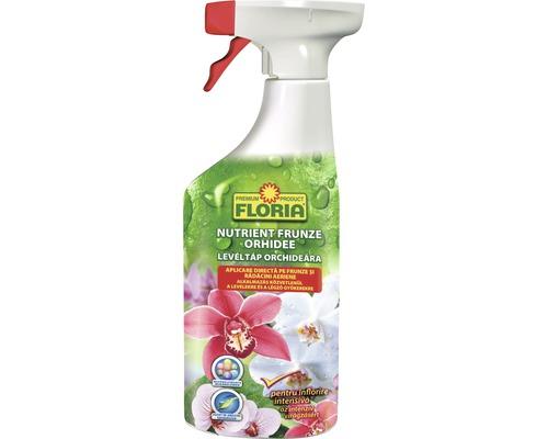 Ingrasamant Floria organic spray pentru orhidee, 500 ml