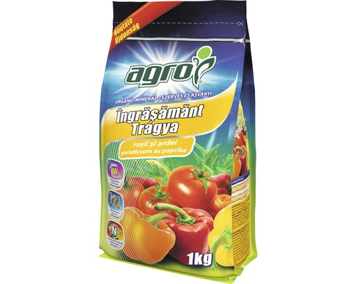 Ingrasamant Agormin pentru tomate si ardei, 1 kg