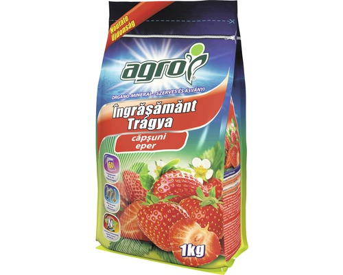 Îngrăşămănt pentru căpșuni 1 kg