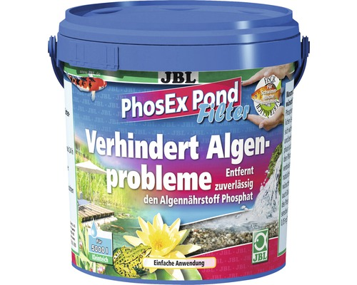 Solutie anti-alge JBL PhosEx Pond Filter 1kg