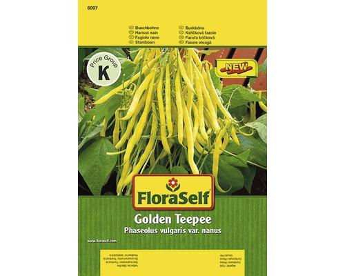 """Seminte de legume FloraSelf fasole """"Golden Teepee"""""""