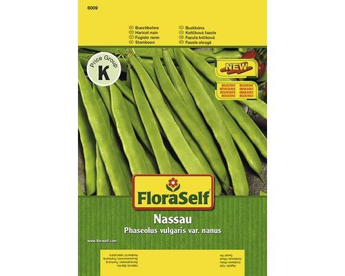"""Seminte de legume FloraSelf fasole """"Nassau"""""""