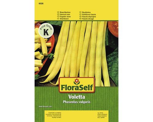 """Seminte de legume FloraSelf, fasole """"Voletta"""""""