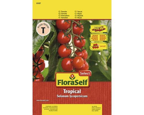 "Seminte de legume FloraSelfSelect, rosii ""Tropical F1"""