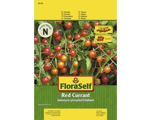 """Seminte de legume FloraSelf, rosii """"Red Currant"""""""
