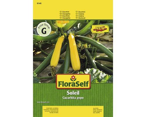 """Seminte de legume FloraSelf, dovlecei """"Soleil"""""""