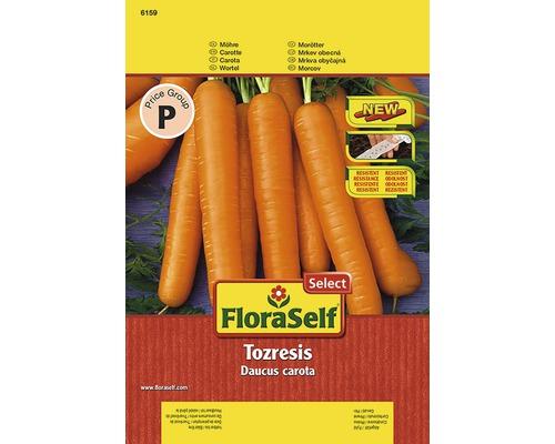 "Semințe de legume FloraSelfSelect, morcovi ""Tozresis"""