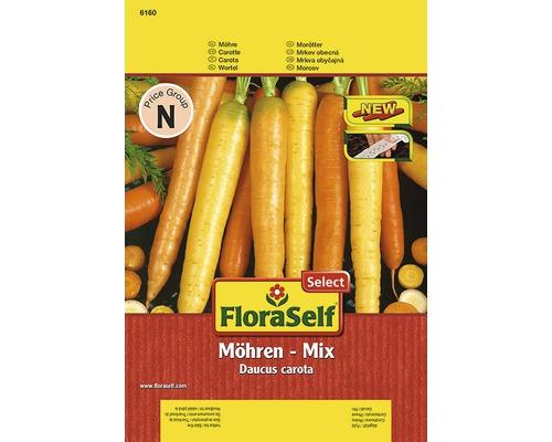 Seminte de legume FloraSelfSelect, banda de seminte de morcovi