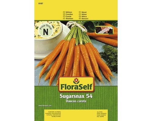 "Seminte de legume FloraSelf, banda de seminte de morcovi ""Sugarnax 54"""
