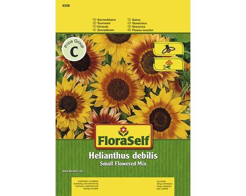 """Seminte pentru flori FloraSelf, floarea-soarelui """"Small Flowered Mix"""""""