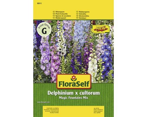 """Seminţe pentru flori FloraSelf, nemțișori """"Magic Fountains White"""""""