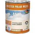 Vopsea lavabilă Meister Polar Weiss bază A în nuanţa dorită 1 l