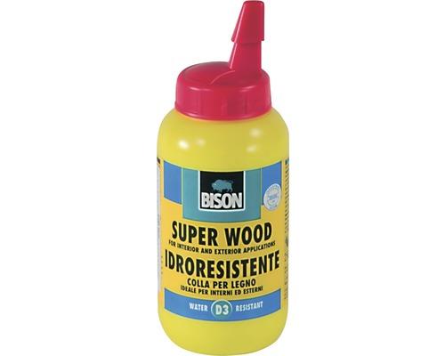 Adeziv pentru lemn Bison Super Wood D3 750 g