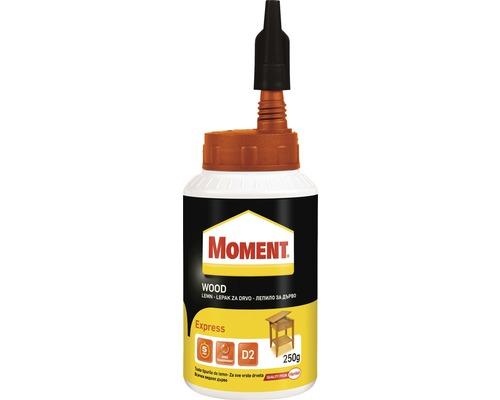 Adeziv pentru lemn Moment Wood Express 250 g