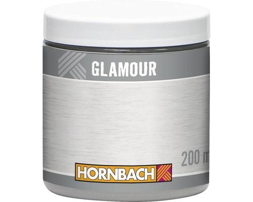 Pasta Glamour efect argintiu 200 ml