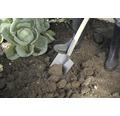 for_q Cazma de grădină cu muchie superioară îngroșată