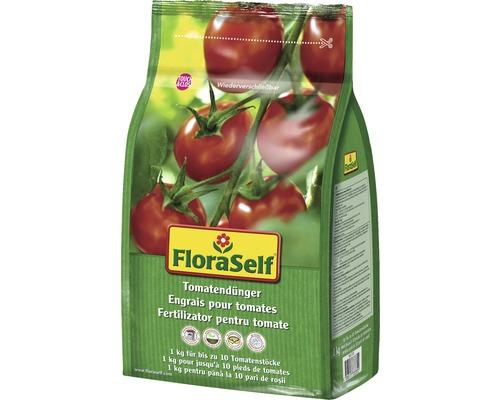 Ingrasamant pentru tomate FloraSelf 1 kg
