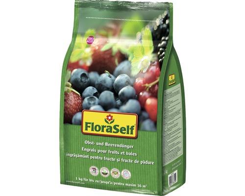Îngrășământ pentru fructe și bace FloraSelf 1 kg