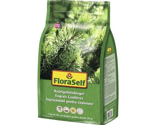 Ingrasamant pentru conifere FloraSelf 1 kg