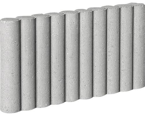 Palisada Semmelrock Randfix 47x25x6 cm gri