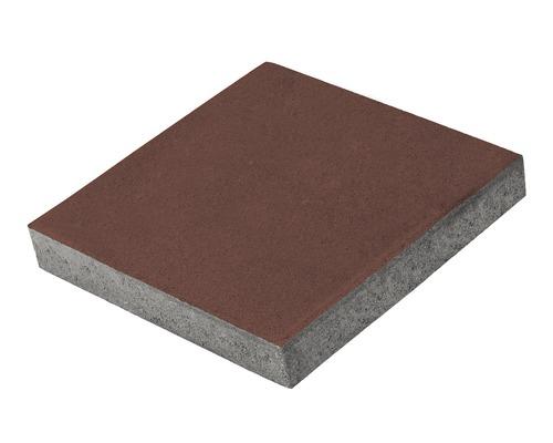 Dala P7 rosu 30x30x6 cm