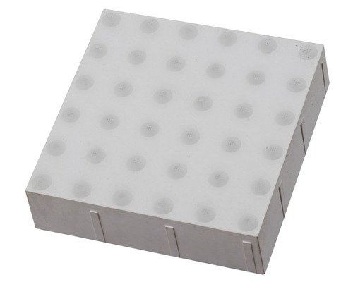Dală Tactilo 1 alb 30x30x5 cm