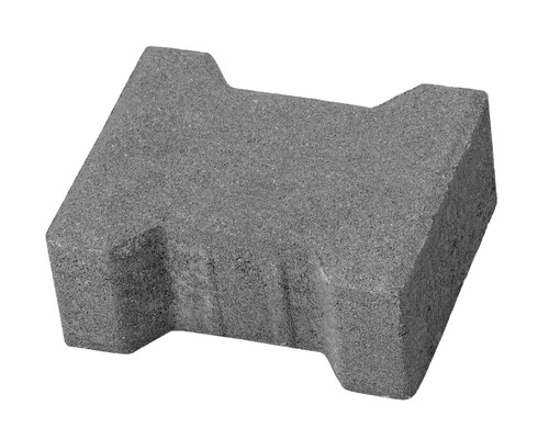 Pavaj dublu T T2 ciment 20x16,5x8 cm