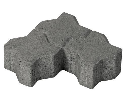 Pavaj Frunza F4 ciment 22x22,5x8 cm