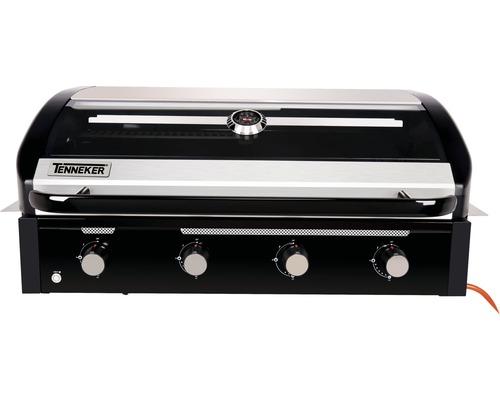 Tenneker Gratar incorporabil cu gaz Halo TG 4, 4 arzatoare