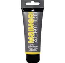Culoare acrilică Acrilico 116 Primary Yellow 75 ml