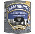 Email pentru metal Hammerite lovitura de ciocan, negru 2,5 l