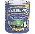 Email pentru metal Hammerite lucios, verde 0,75 l