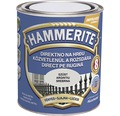 Email pentru metal Hammerite lucios, argintiu 0,75 l
