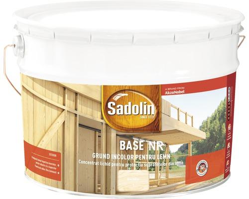 Grund incolor pentru lemn Sadolin Base 10 l