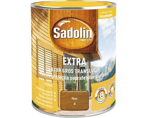 Lazura pentru lemn Sadolin Extra nuc 0,75 l