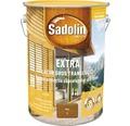 Lazura pentru lemn Sadolin Extra nuc 5 l