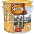 Lazura pentru lemn Sadolin Extra rosu suedez 2,5 l